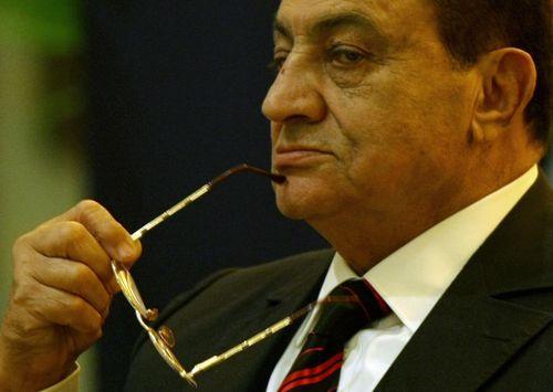 Hosny mubarak